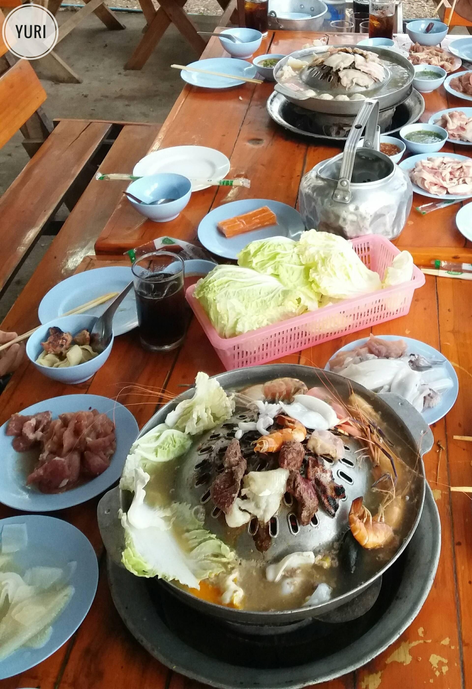 ร้าน ฟ้าใสหมูกระทะ ลำปาง | รีวิวร้านอาหาร - Wongnai