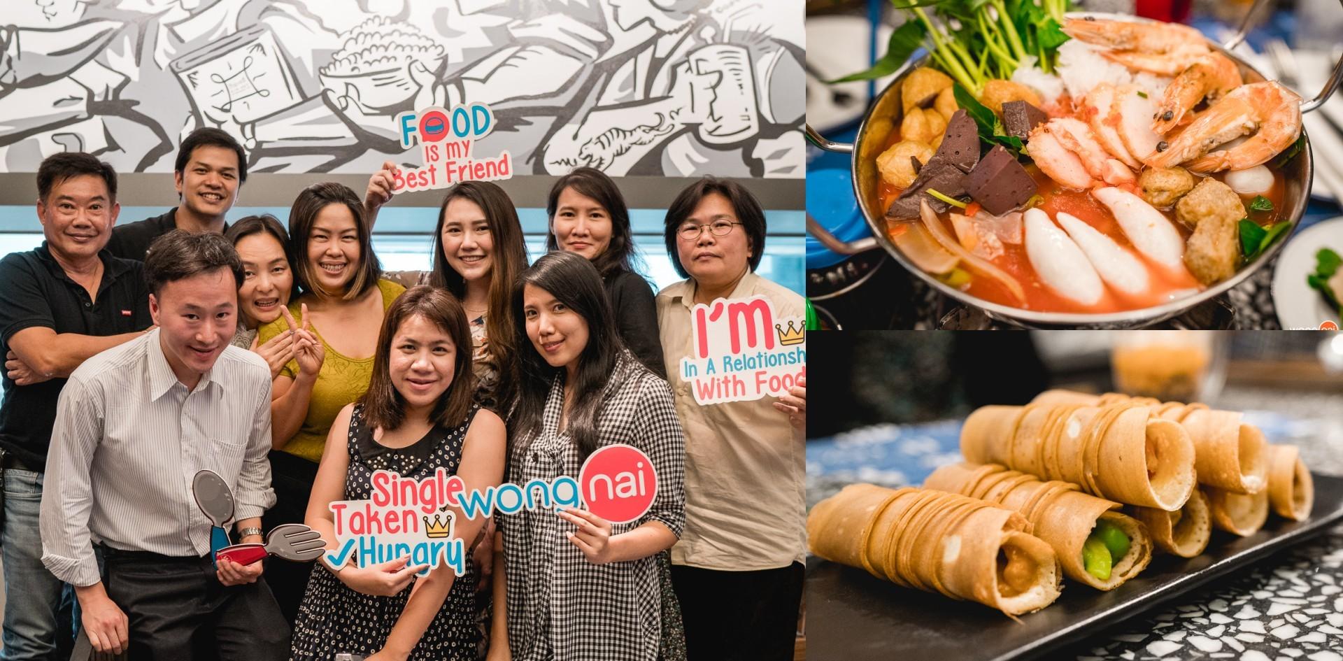 จัดเต็ม! อาหารไทยน้องใหม่เอาใจมนุษย์งาน ที่ KIN+HEY by Greyhound Café