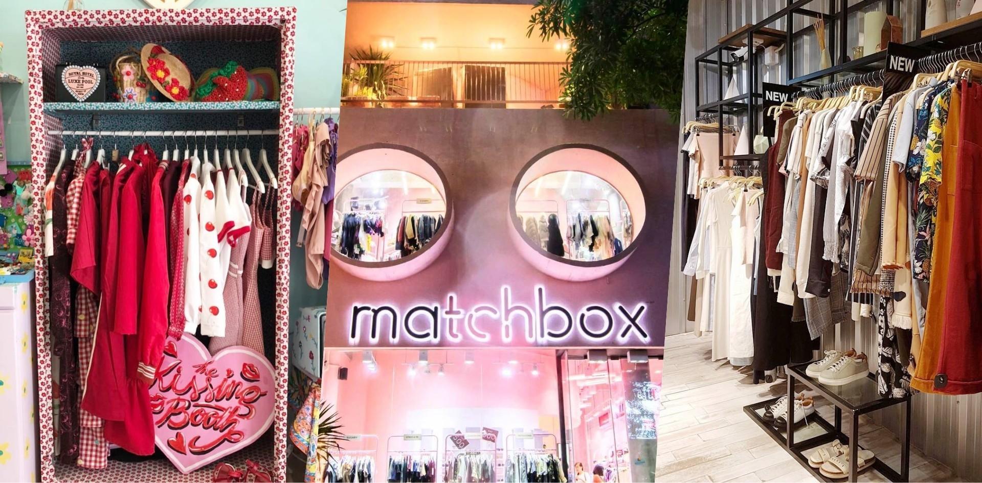 อัพเดต 10 ร้านเสื้อผ้าน่าช็อปในสยามปี 2018 !
