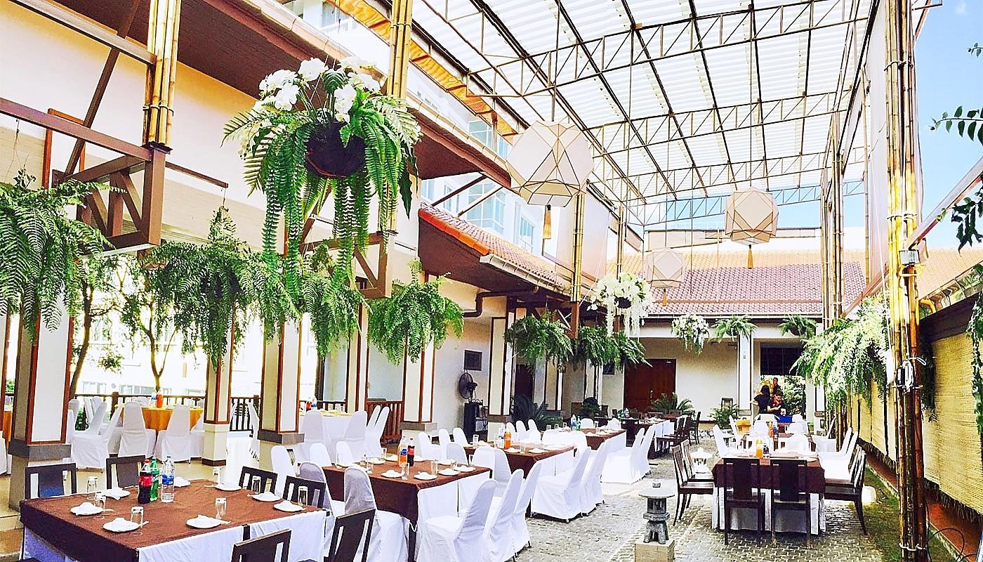 Tsubaki Party Restaurant ชลบุรี
