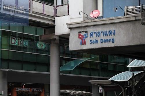 ร้านอาหาร ยอดนิยม ใน BTS ศาลาแดง