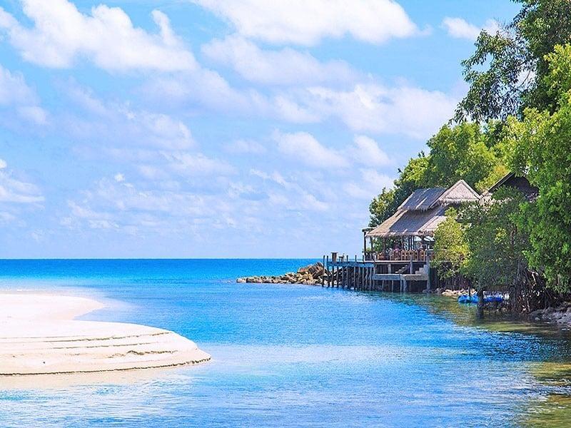 สถานที่ท่องเที่ยว ยอดนิยม ใน เกาะกูด
