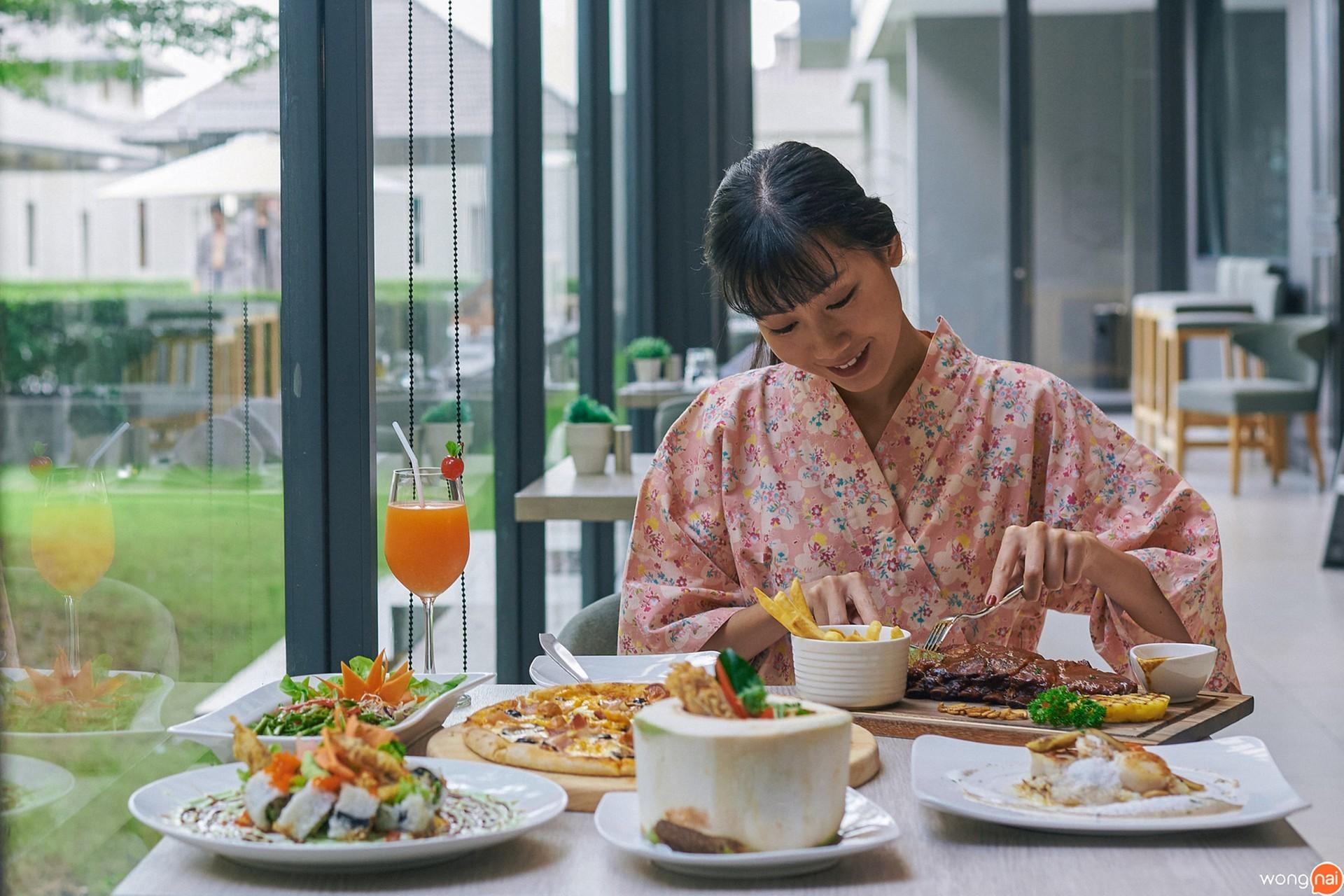 Serenity Hotel & Spa Onsen Kabinburi ที่พักปราจีนบุรี พร้อมออนเซ็น!