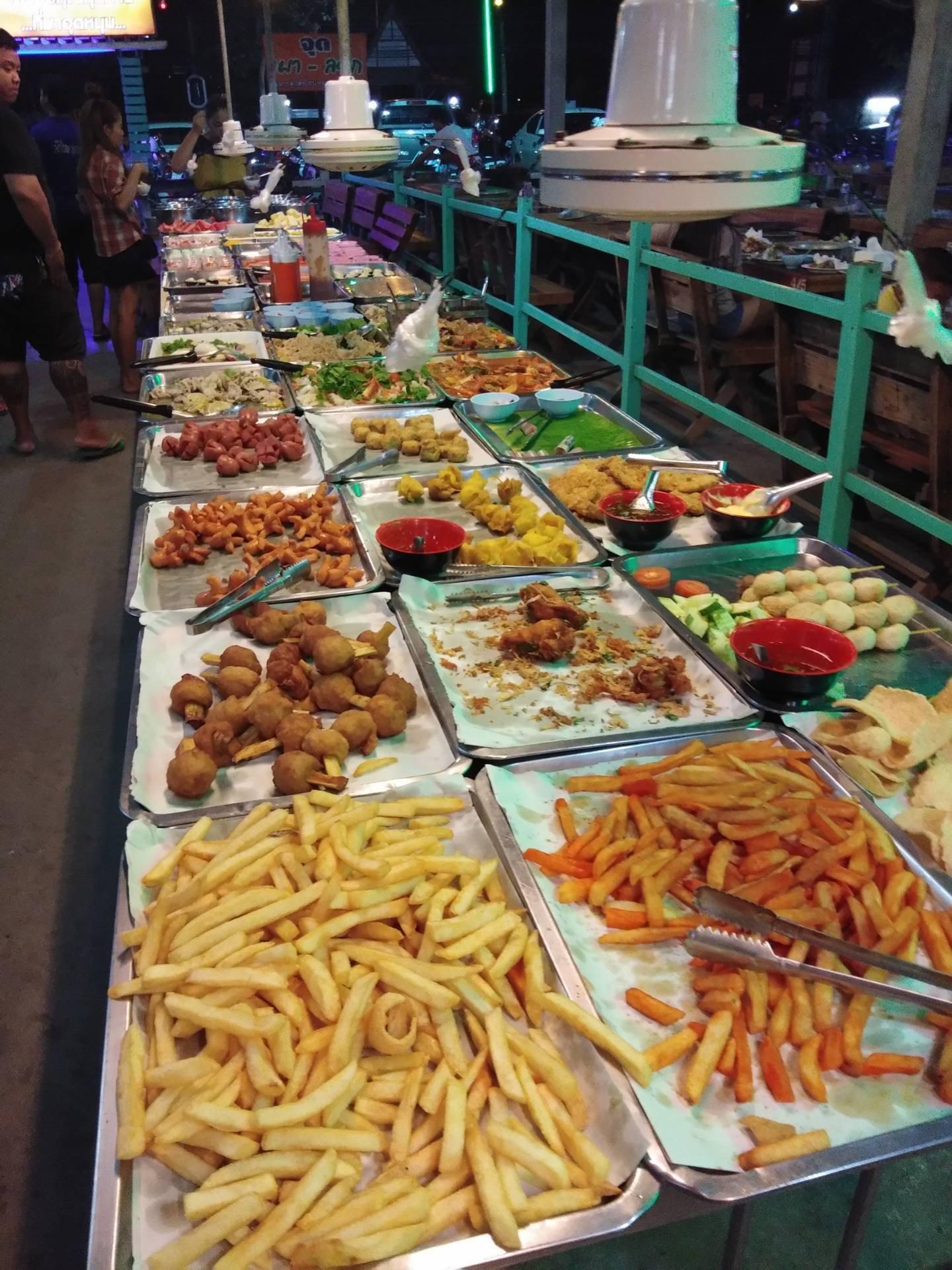 ร้าน ฟ้าใสหมูกะทะ ลำพูน | รีวิวร้านอาหาร - Wongnai