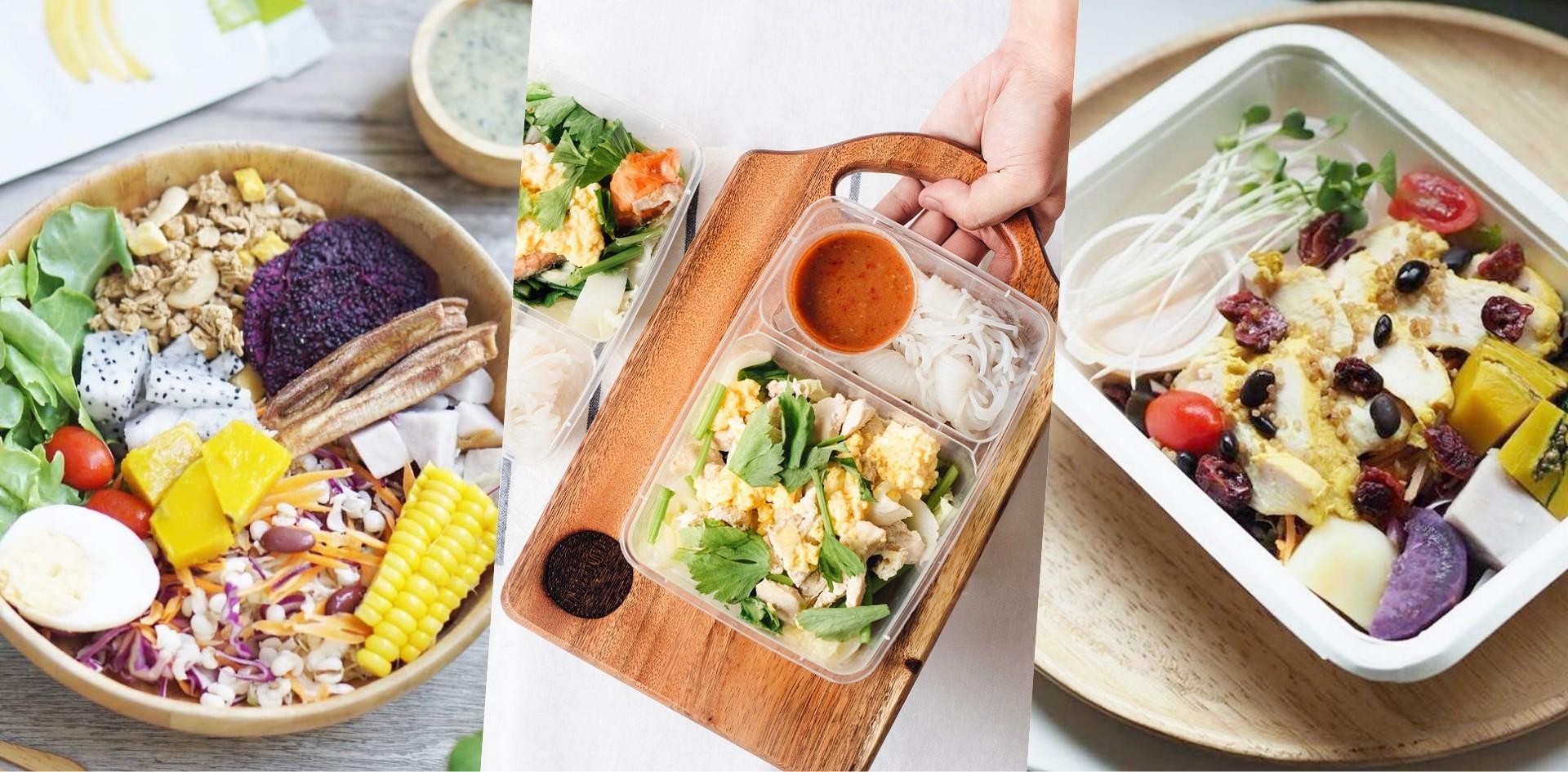 10 ร้านสั่ง 'อาหารคลีน' ในไอจี ที่กินแล้วไม่อ้วน!