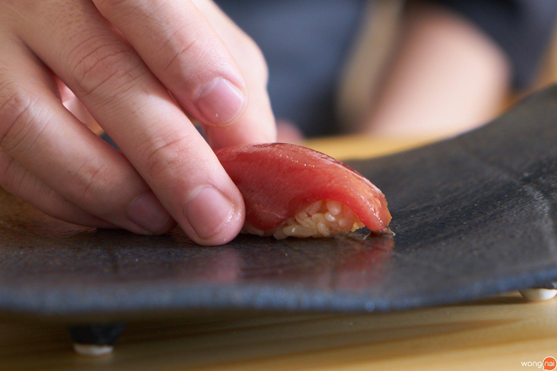 Akami ของร้าน Hon by Meruto