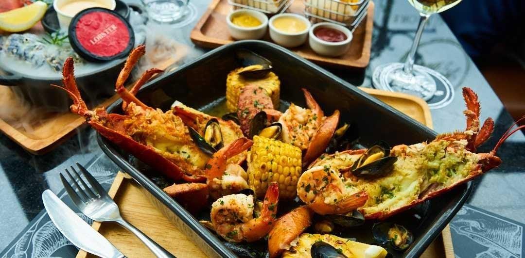 Lobster & More เดอะคริสตัล รามอินทรา