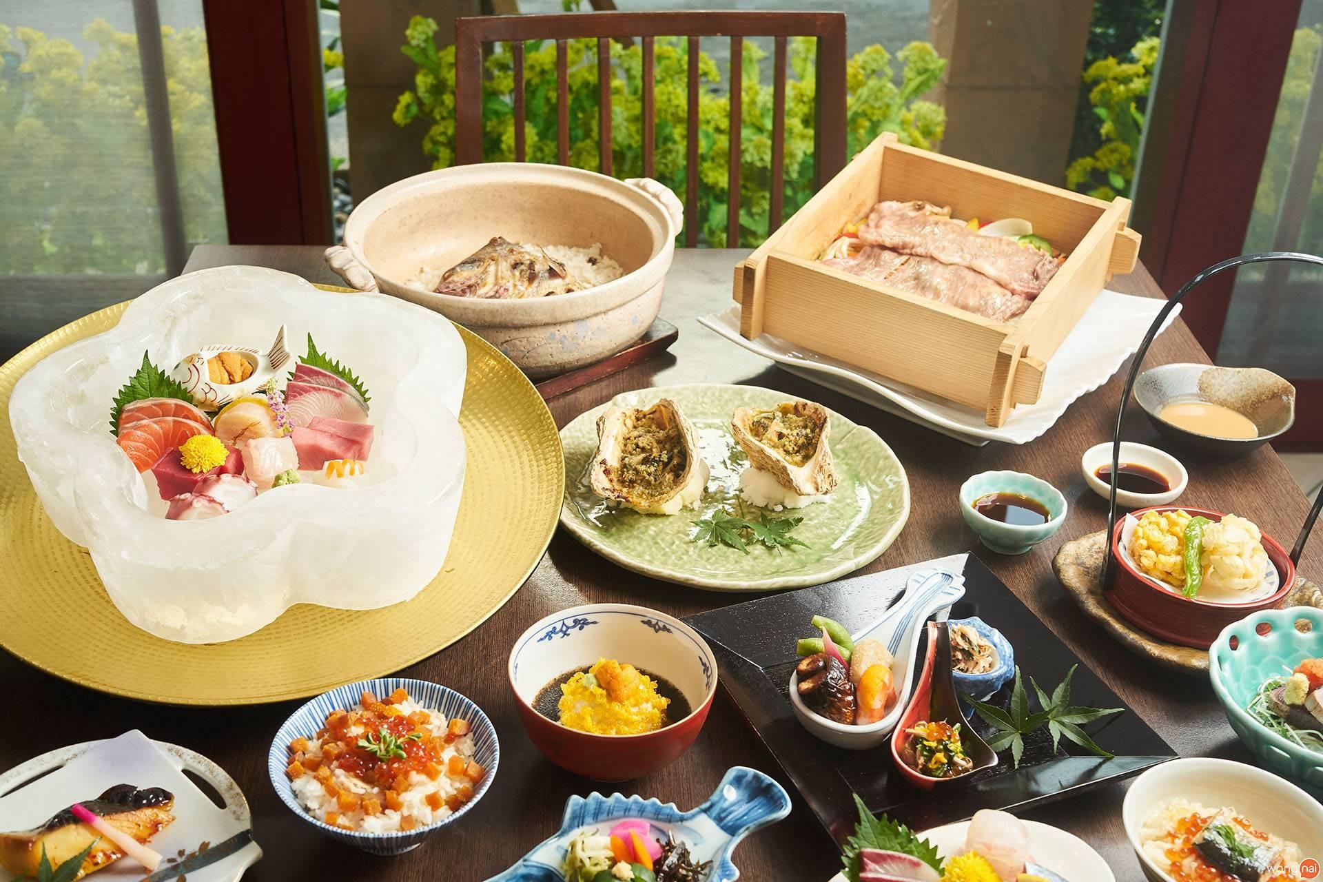 เมนูอาหาร ของร้าน Nanohana