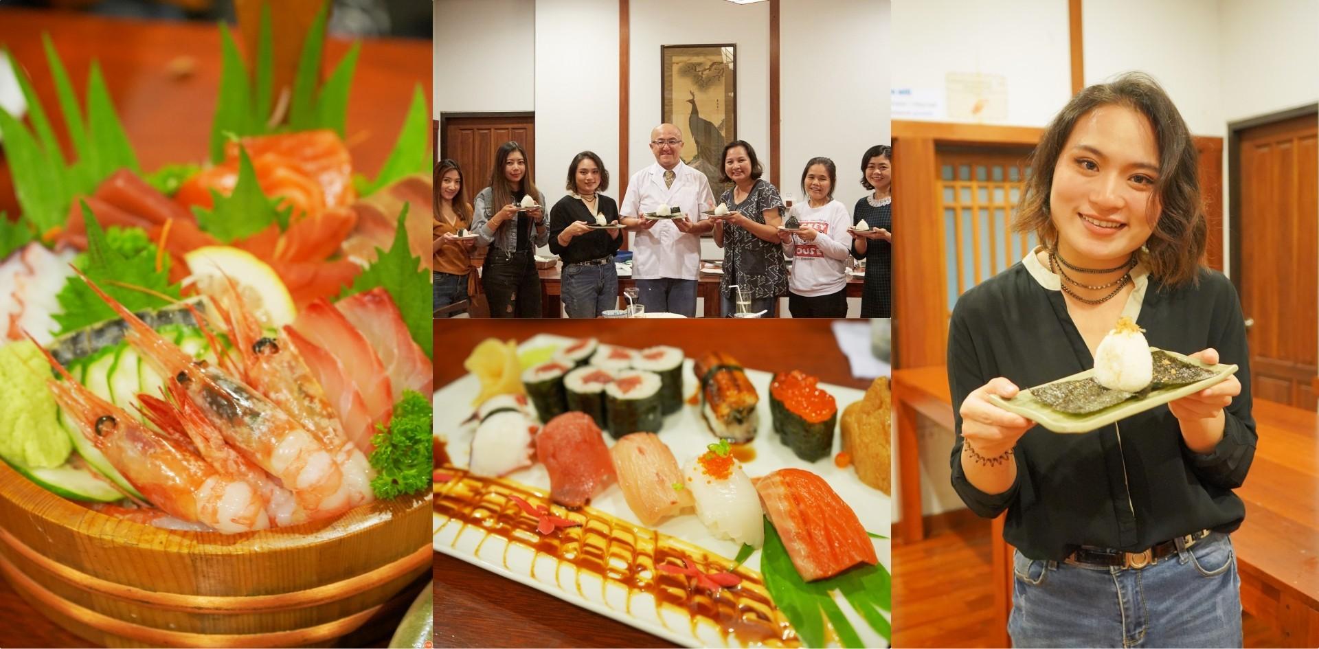 Wongnai Chonburi Top User Party #26 Tsubaki Party Restaurant