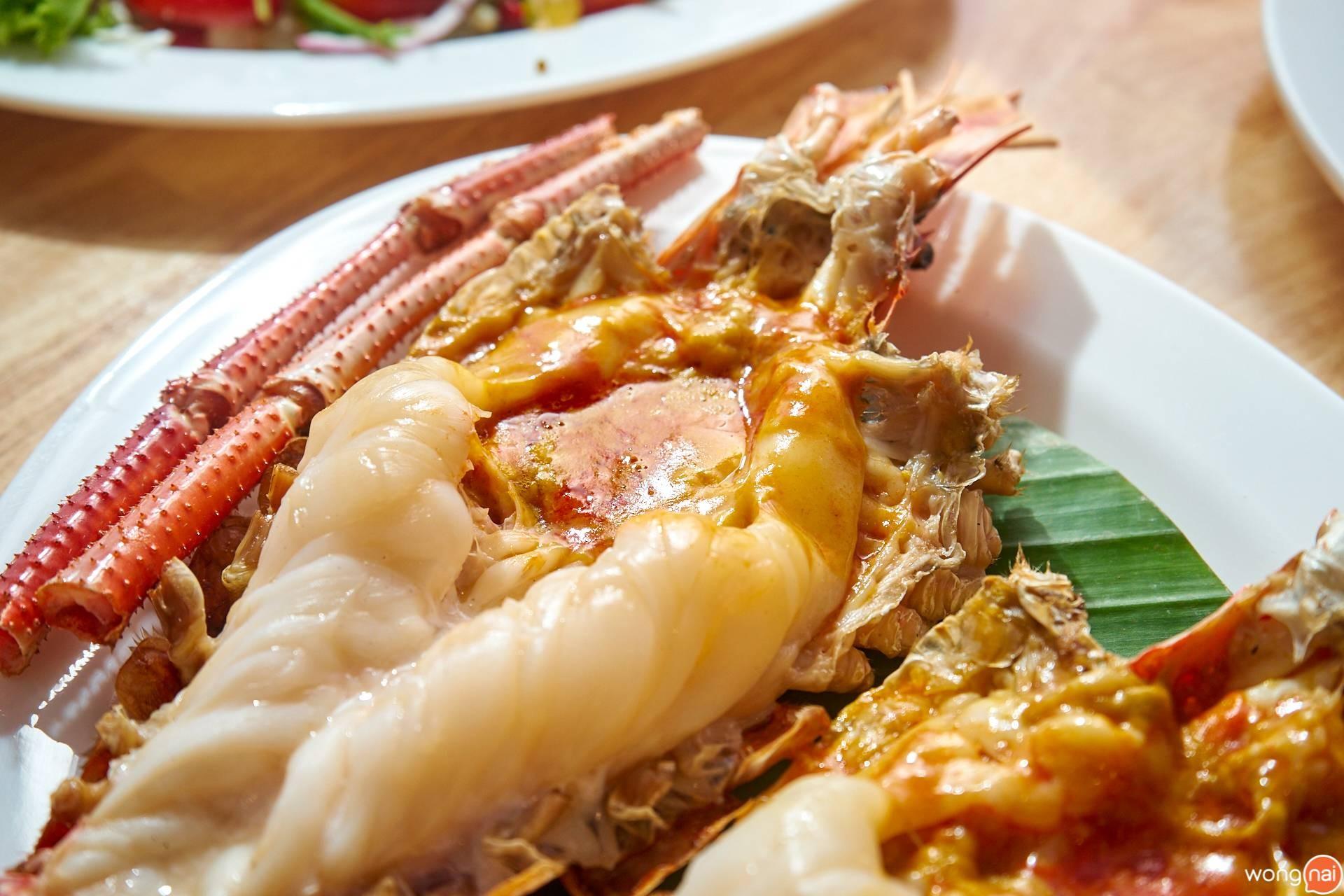 The Seafood Bar by ส้มตำคุณแดง กุ้งเผา