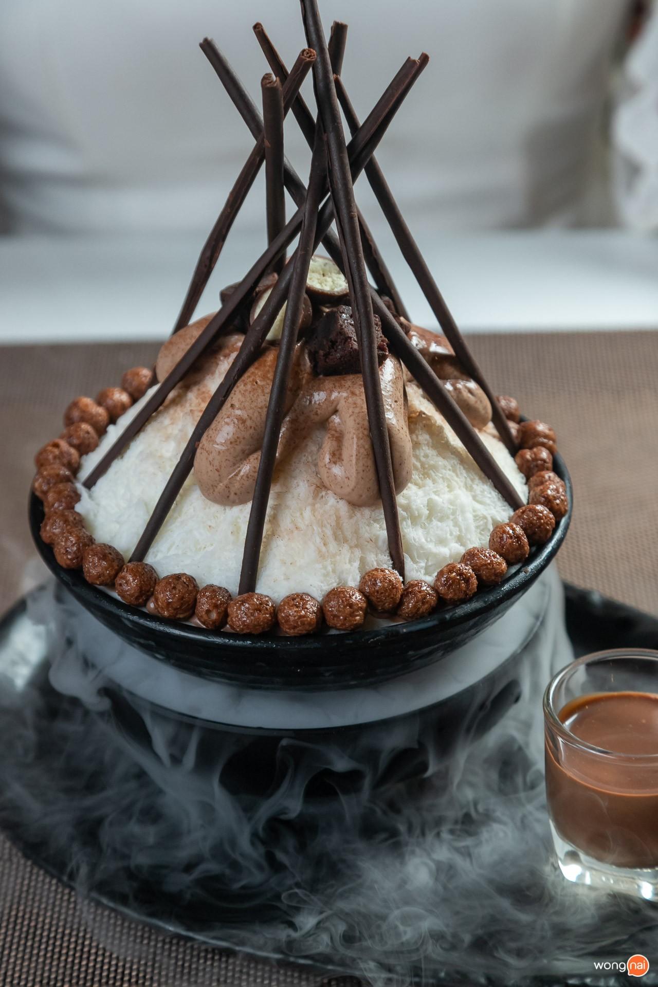 Bingsu Choco Malt