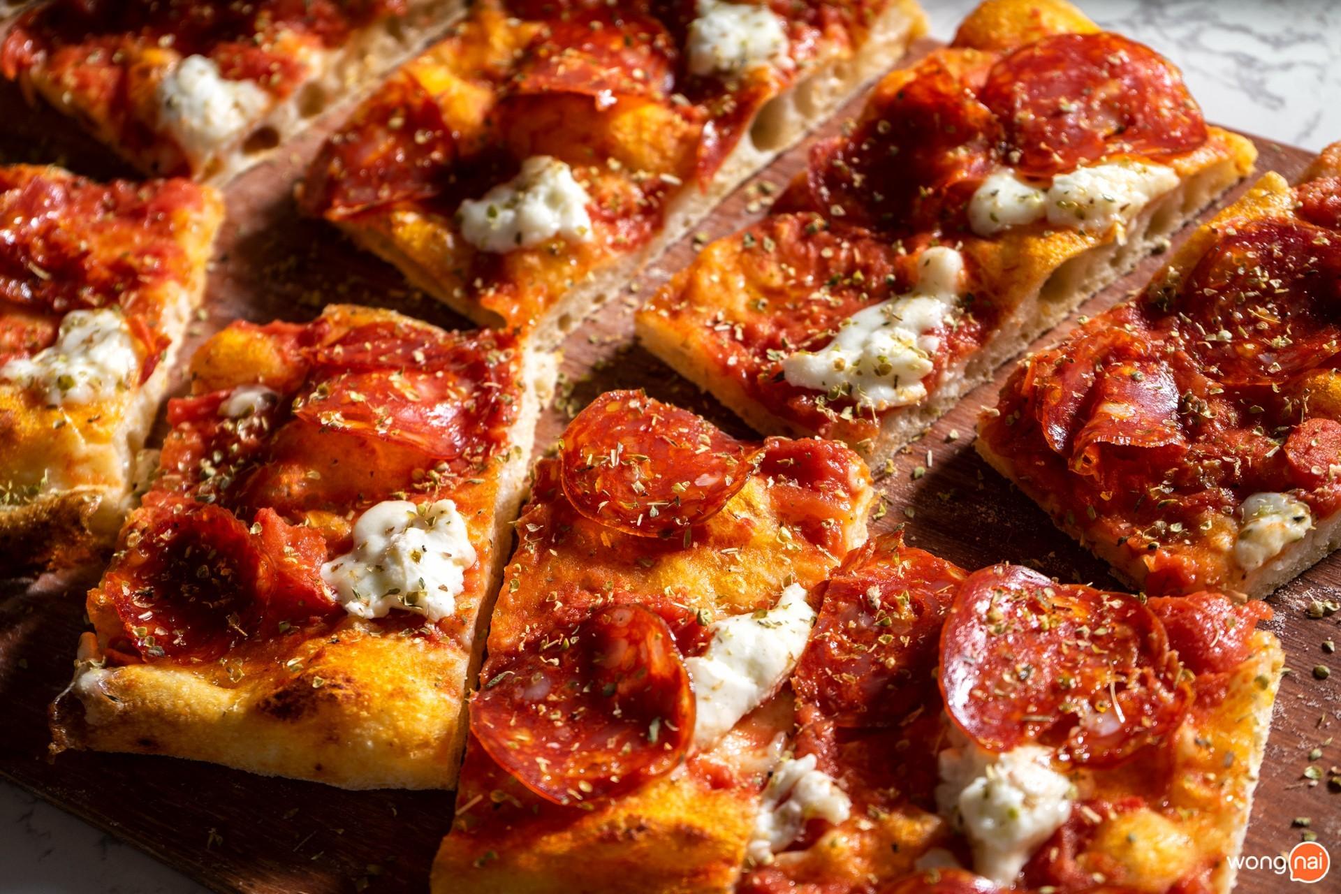 La Pizza , ร้านพิซซ่าเชียงใหม่ , One Nimman เชียงใหม่