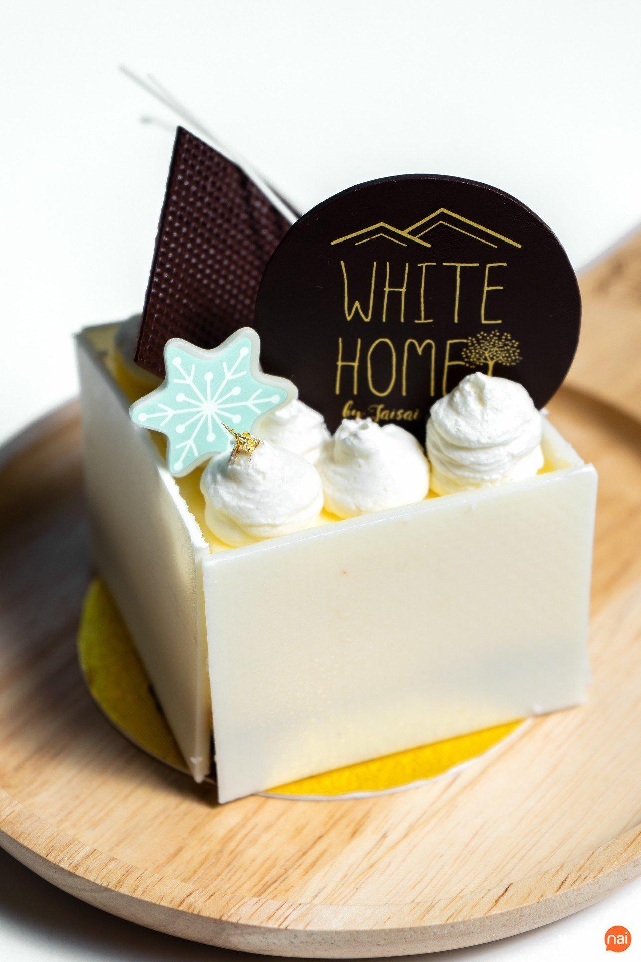 White Home Cafe , ร้านขนมปังเชียงใหม่ , คาเฟ่เชียงใหม่