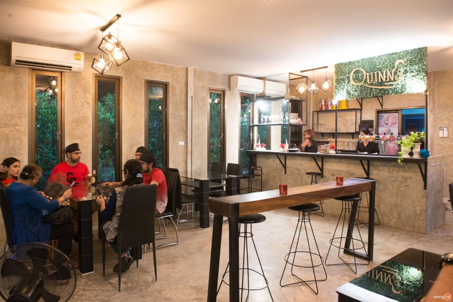 [รีวิว] QUINN's ร้านอาหารอินเดียขอนแก่น สูตรต้นตำรับฝีมือเชฟอินเดียแท้
