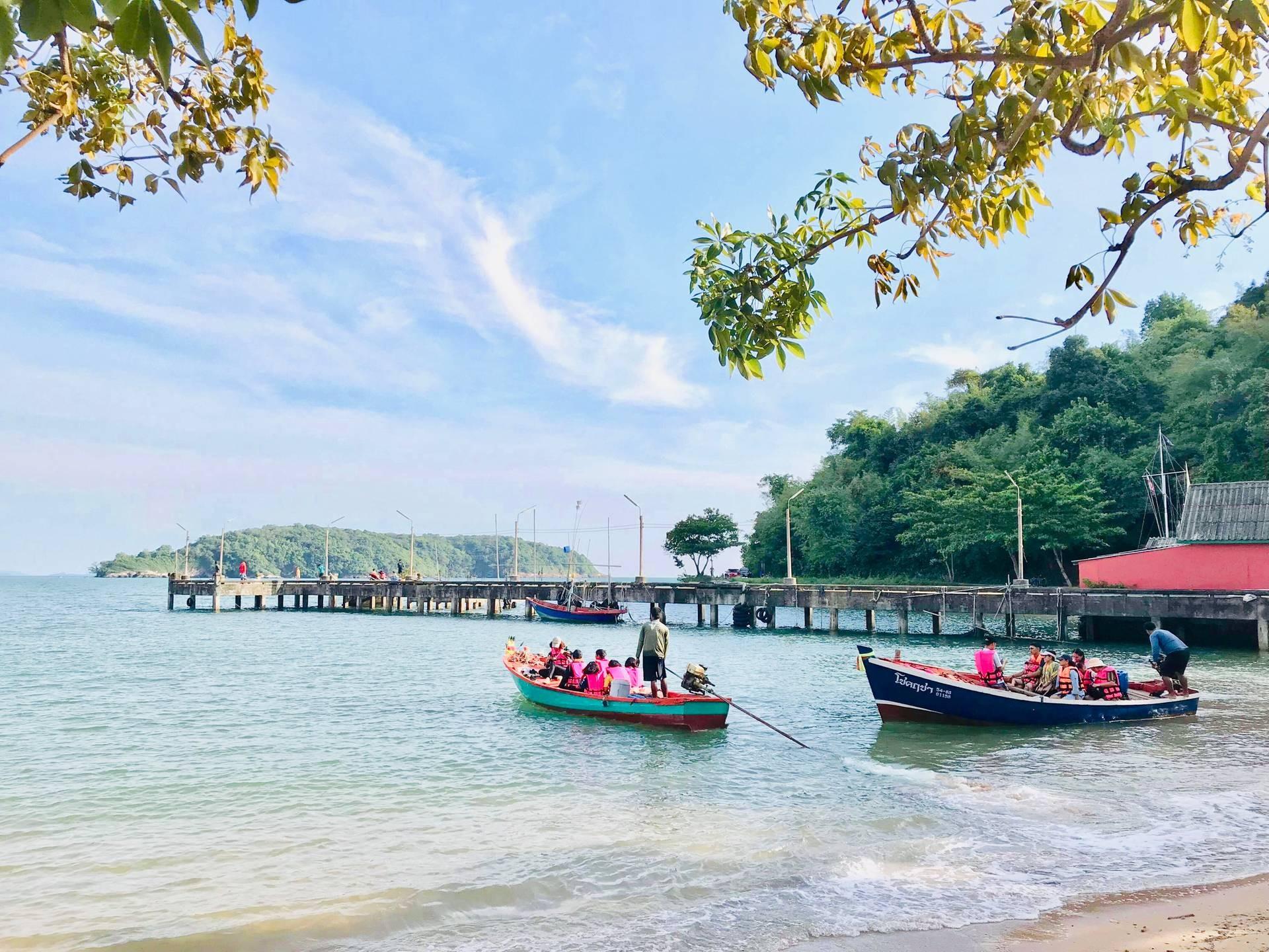 บาหลีเมืองไทย เกาะเปริด จันทบุรี