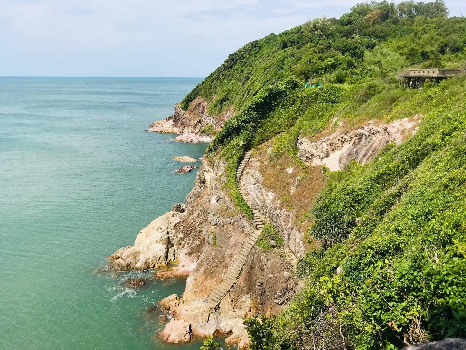 เกาะเปริด จันทบุรี  ที่แห่งนี้มีมนต์เสน่ห์