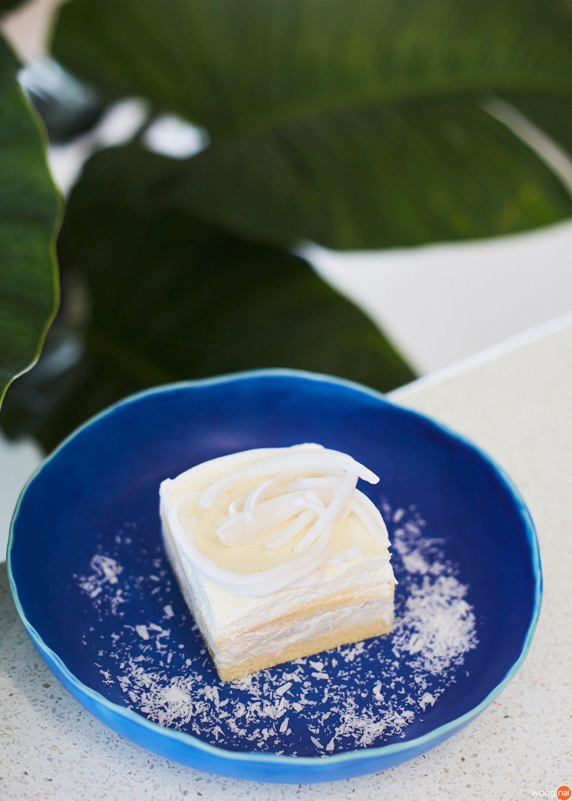 Fluffy Coconut Cake