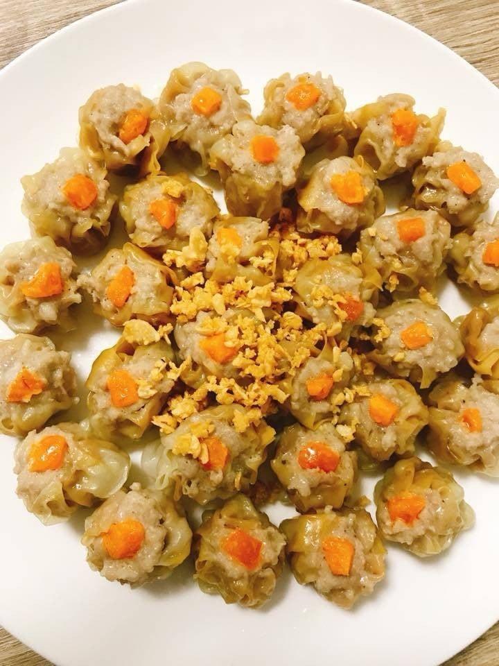 สูตร ขนมจีบหมู พร้อมวิธีทำโดย Patumbhorn Thongkum - Wongnai Cooking