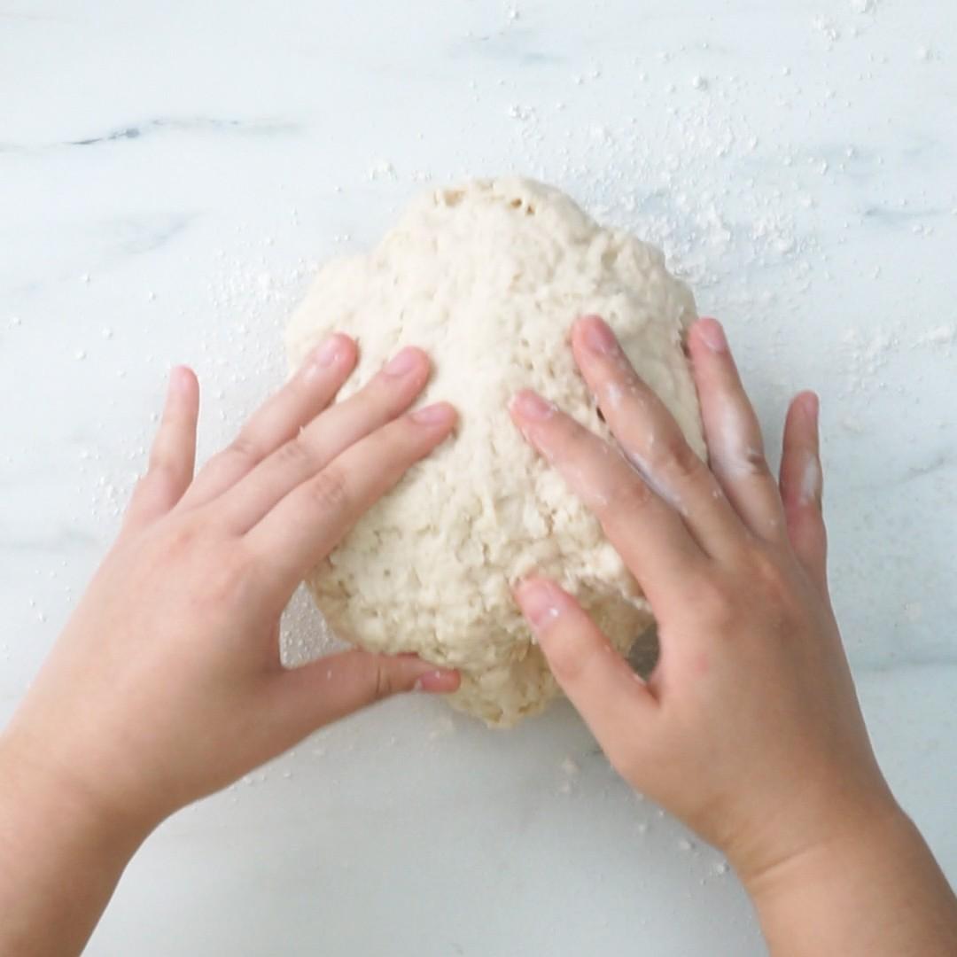 วิธีทำขนมปังนมสด