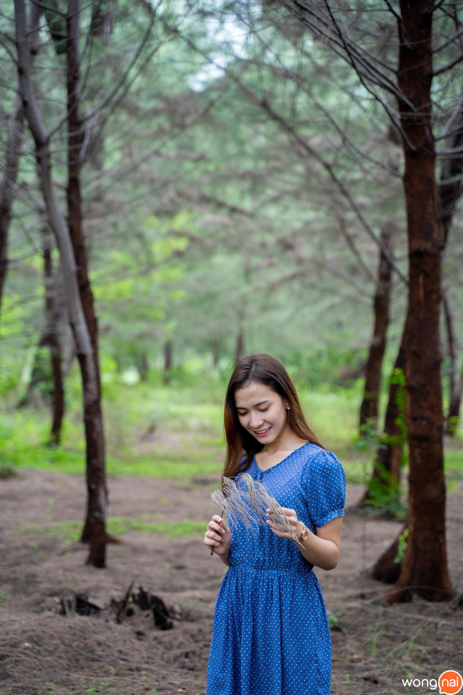 แวะถ่ายรูปกับป่าสนกันสักนิด
