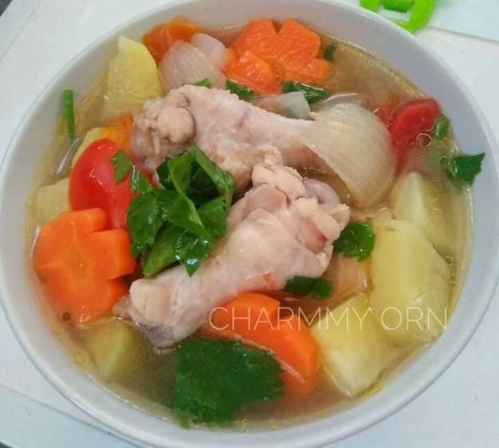 สูร ุปไ่มันฝรั่ พร้อมวิธีทำโย Charmmy Orn - Wongnai Cooking