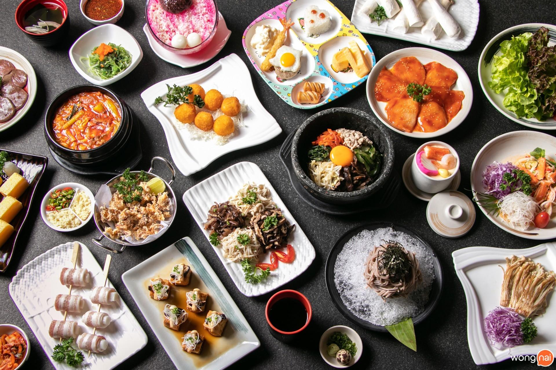 """รวมพลเมนู """"ฉลองครบ 19th Anniversary อร่อยกับเมนูปกติเพียง 19 บาท"""" ของร้าน """"Sukishi"""""""