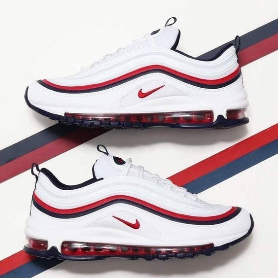 รวมสี Nike Air Max 97 สีเก่ายันสีใหม่ สีไหนใช่ สีไหนชอบ มามุงด่วน! - Wongnai