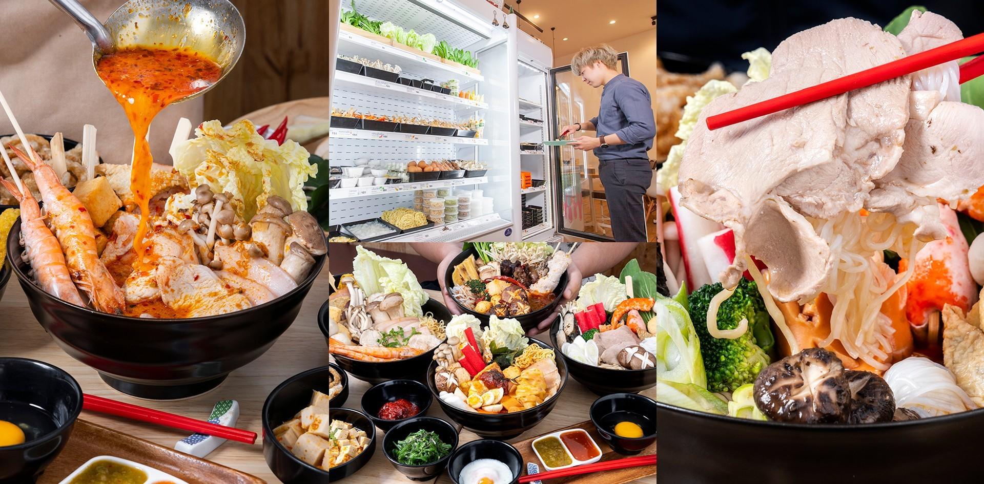 """[รีวิว] """"HO Cafe&Restaurant"""" เชียงใหม่ ชาบูถ้วยที่ใช่ ใน"""