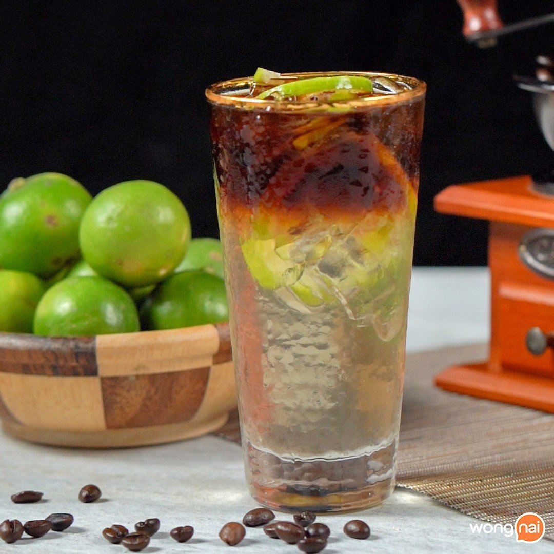 Lime Drip Coffee