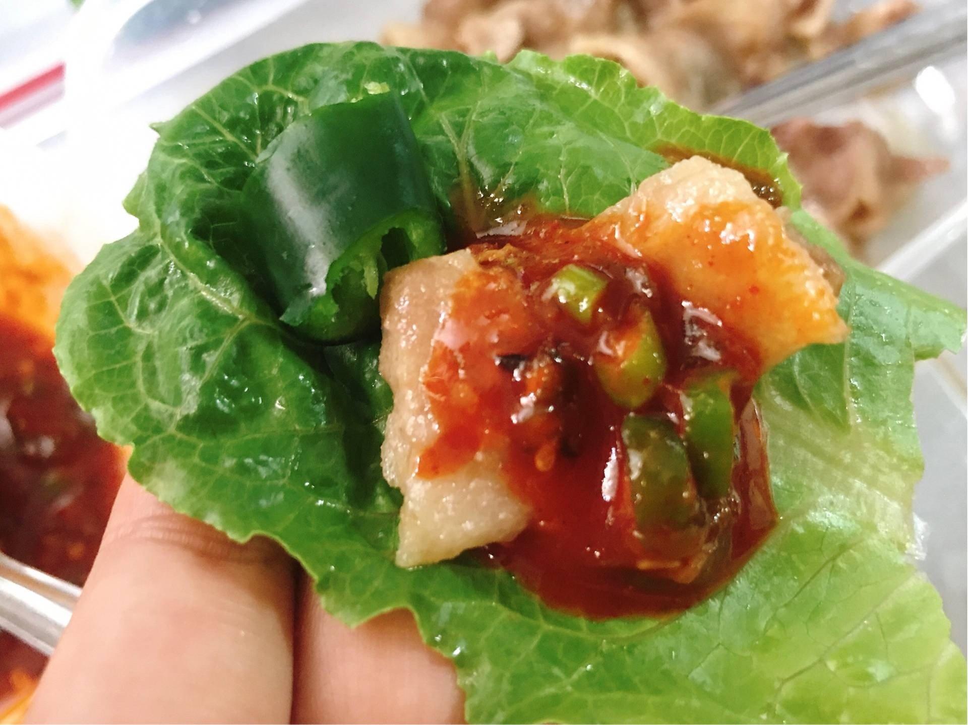 สูตร หมูตู้เกาหลี พร้อมวิธีทำโดย kateko - Wongnai Cooking