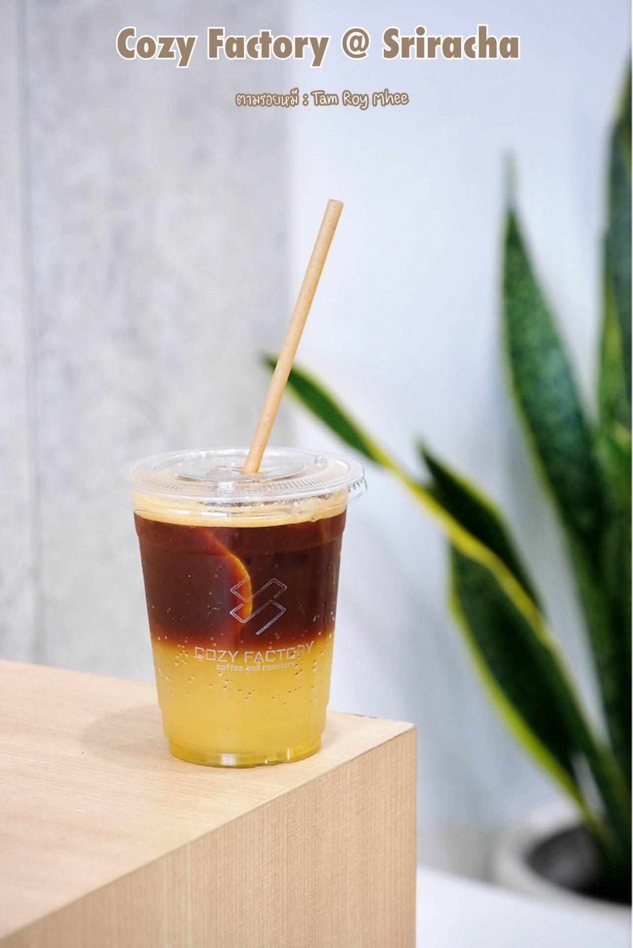 ร้าน Cozy Factory Coffee & Roaster สวนเสือศรีราชา | รีวิวร้านอาหาร - Wongnai