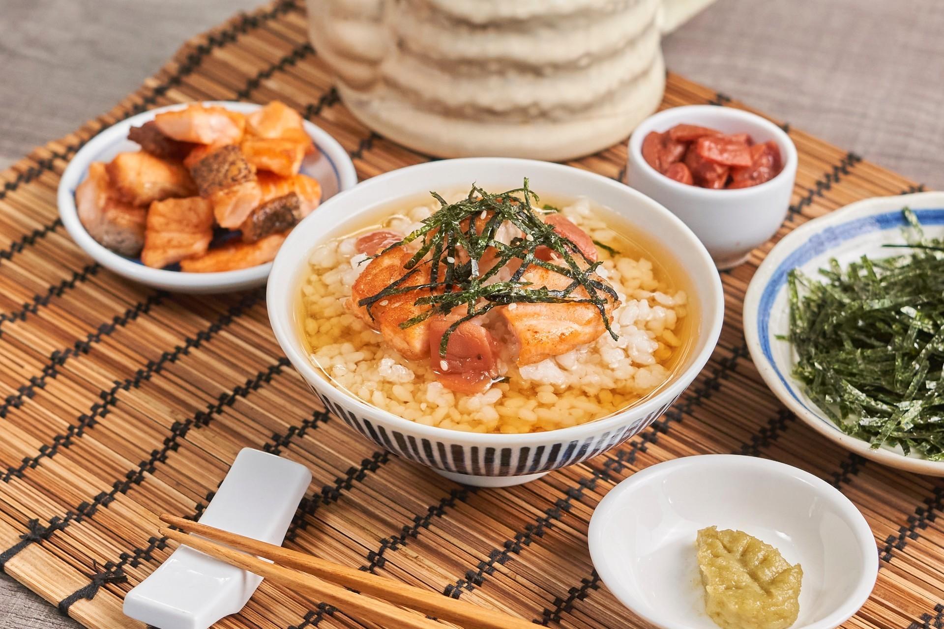 ข้าวต้มญี่ปุ่น
