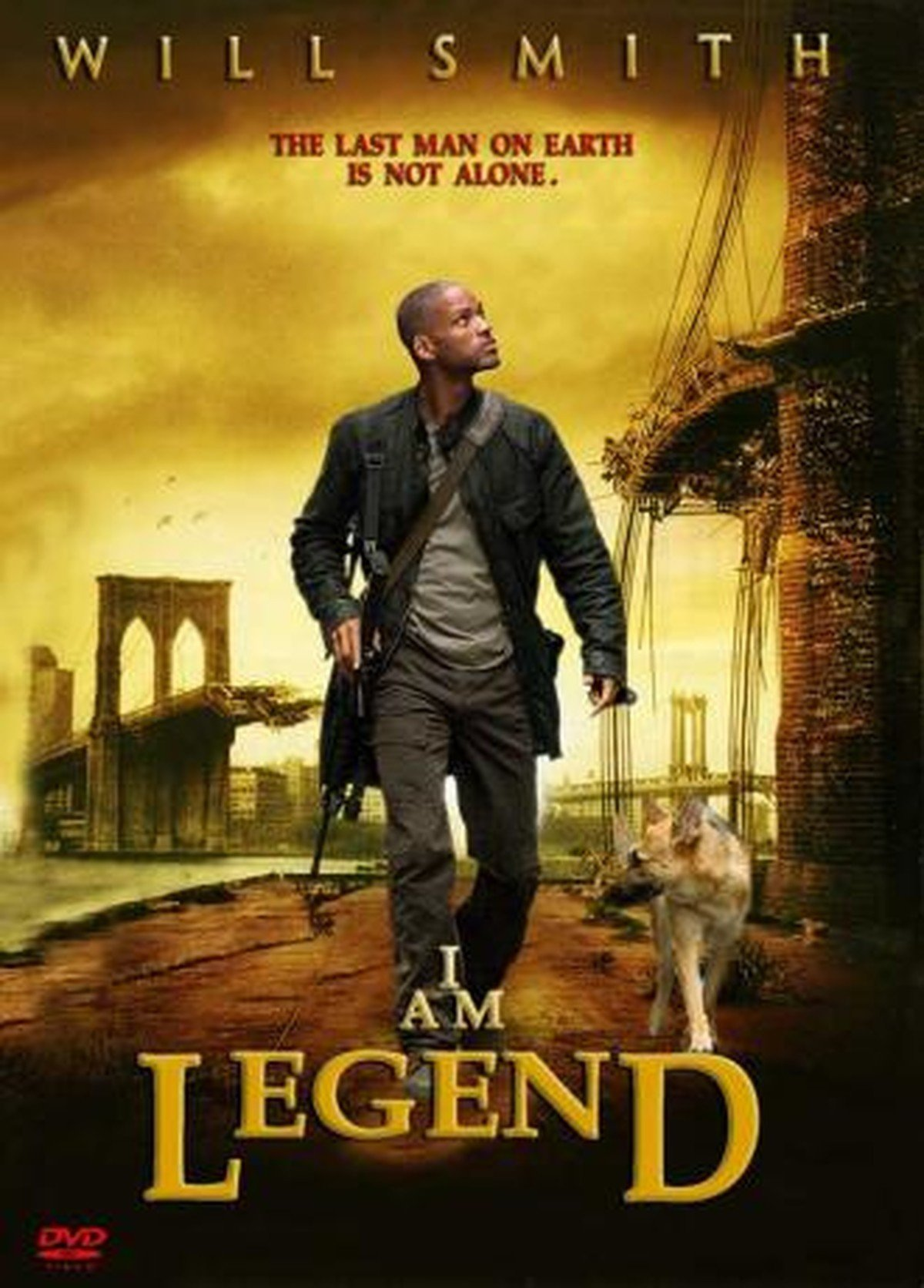 ดูหนังออนไลน์ หนังซอมบี้ I Am Legend