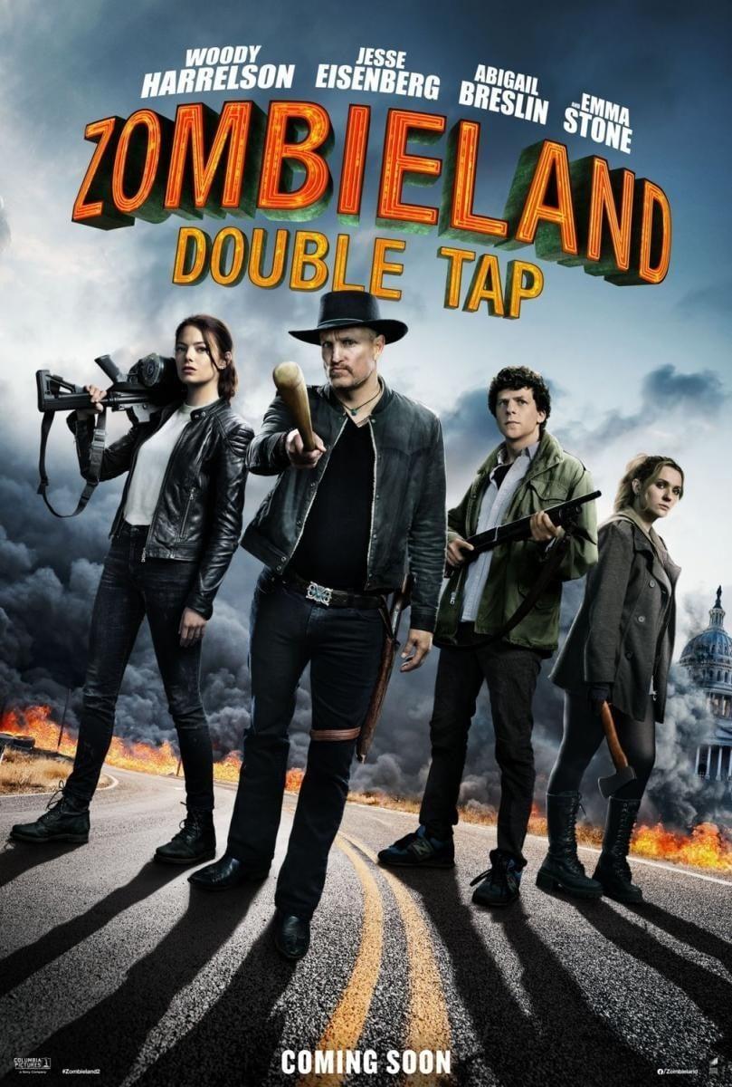 ดูหนังออนไลน์ หนังซอมบี้ Zombieland