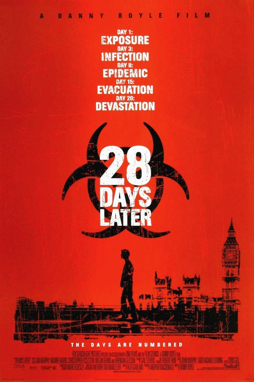 ดูหนังออนไลน์ หนังซอมบี้ 28 Days Later (2002) & 28 Weeks Later
