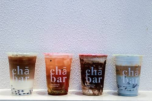 """Classic Milk"", ""Mixed Fruit Cha"", ""Starry Night Choco"", ""Vanilla Sky Milk"""