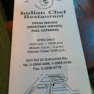 Indian Chef Restaurant