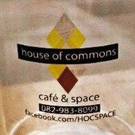 House of Commons  Cafe & Space