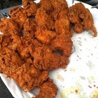 ข้าวไก่ทอด