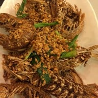 Temple spice Crabs