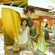 Zico's Brazilian Restaurant and Bar เซ็นทาราแกรนด์บีชรีสอร์ท สมุย