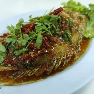 ภูมิพัฒน์เมี่ยงปลาเผา ลาดกระบัง