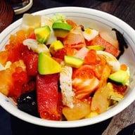 Sushi hana don 420.-