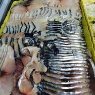 เมนูของร้าน ข้าวต้มปลาแป๊ะจั๊ว ตลาดใหม่นาเกลือ