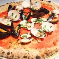 เมนูของร้าน Pizza Massilia ร่วมฤดี