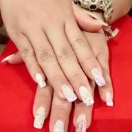 White Nail De Salonandspa