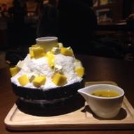เมนูของร้าน Sofuto Cream หลัง มช.