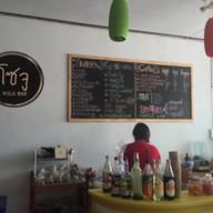 บรรยากาศ โซจู Milk Bar