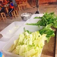 เมนูของร้าน ลาบอีสาน ต้น&แต กาญจนบุรี