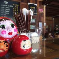 บรรยากาศ กาแฟแม่จัน Cafe Mae Chan